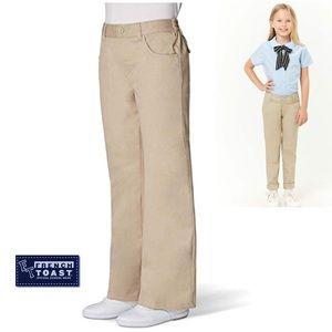 French Toast Khaki Pants Girl 4